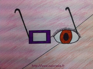 Magritte CM2 lunettes