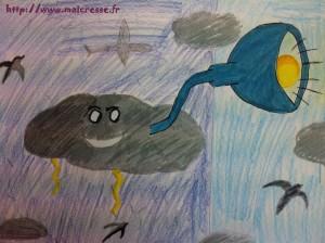 Magritte CM2 nuage