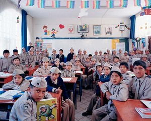 Peru, Cusco, Primary Grade 4, Mathematics