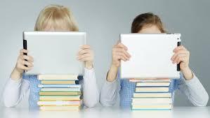 Tablette numérique à l'école