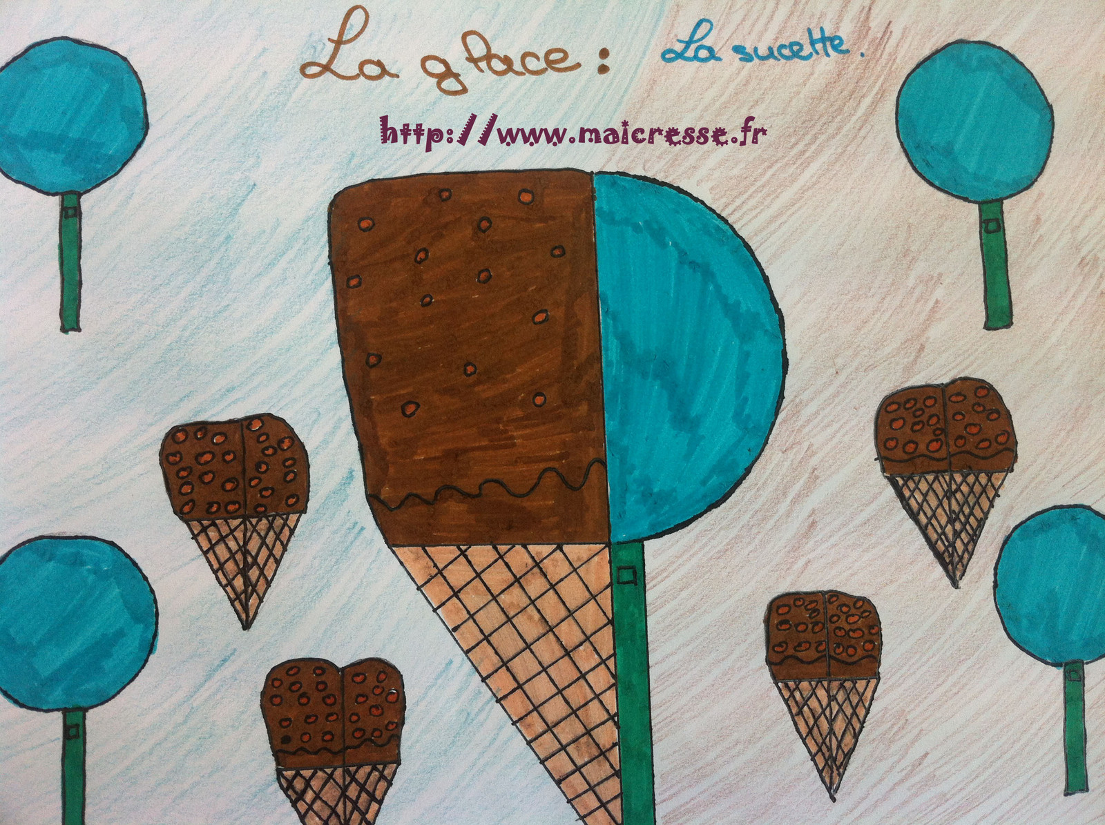 Magritte CM2 glace