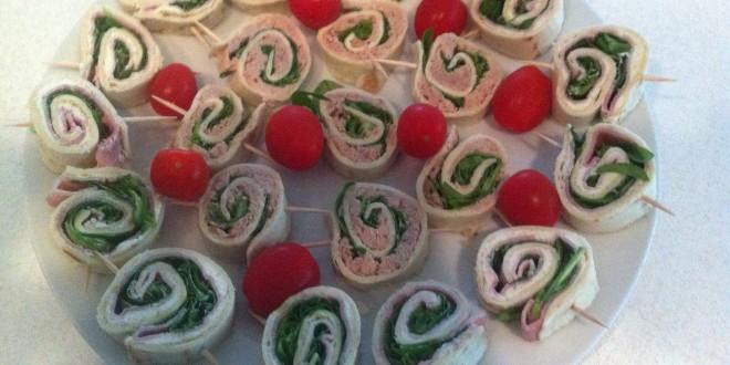 wraps-thon-mayo-boursin-jambon-mâche