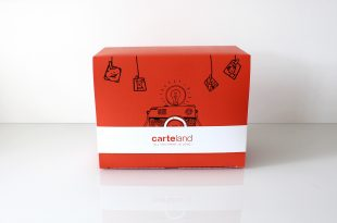 Cartland packaging
