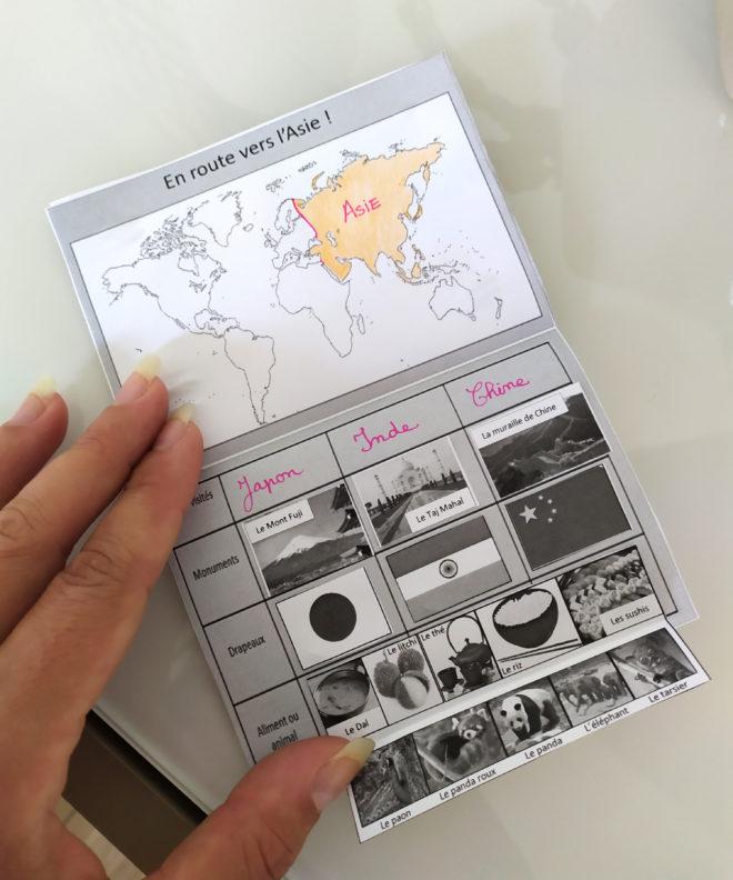 passeport-projet-tour-du-monde-ce1
