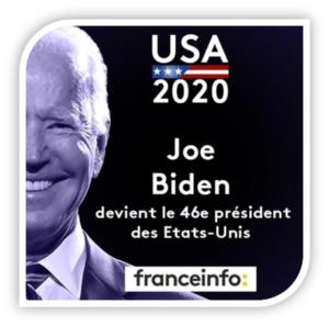 élections américaines 2020 cycle 3 Joe Biden versus Donald Trump