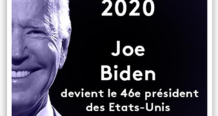 élections américaines 2020 cycle 3 Joe Biden versus Donald Trump