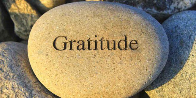 Le carnet de gratitude ou comment ne pas s'embêter avec les bonnes résolutions !