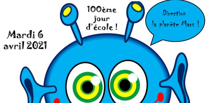 Célébrer le 100ème jour d'école en CM !